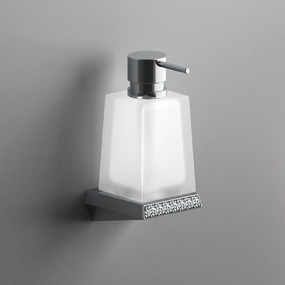 Bathroom Origins S8 Swarovski Soap Dispenser