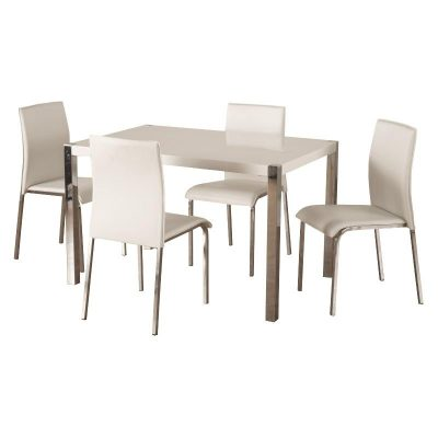 Elite Dining Table & 4 Chairs