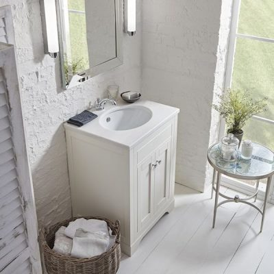 Laura Ashley Marlborough 600mm Freestanding Basin ...