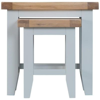 Taunton Nest of 2 Tables