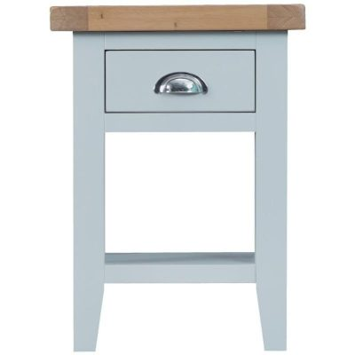 Taunton Side Table with Drawer