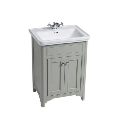 Laura Ashley Langham 600mm Freestanding Vanity Uni...