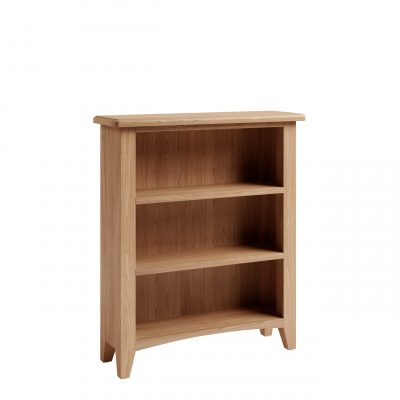 Greenwich Small Wide Bookcase