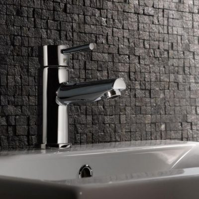 Roper Rhodes Storm Mini Basin Mixer with Click Was...