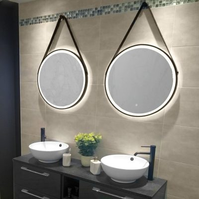 HIB Solstice 60 LED Illuminated Mirror