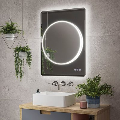 HiB Frontier 60 LED Mirror